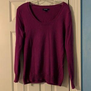 Fushia sweater